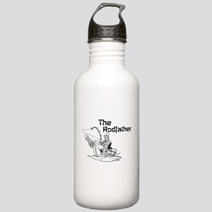 The Rodfather Water Bottle