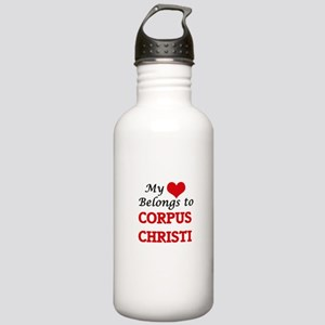 My heart belongs to Co Stainless Water Bottle 1.0L