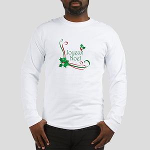 Joyeux Noel Long Sleeve T-Shirt