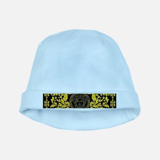 Gold Medusa Baby Hat