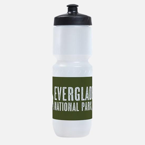 Deer: Everglades, Florida Sports Bottle