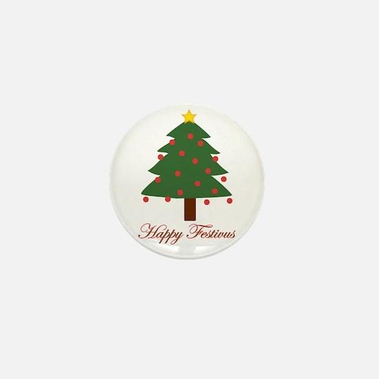 Happy FESTIVUS™ Mini Button (10 pack)