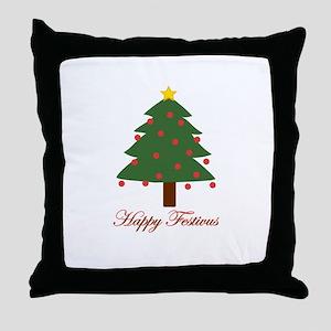 Happy FESTIVUS™ Throw Pillow