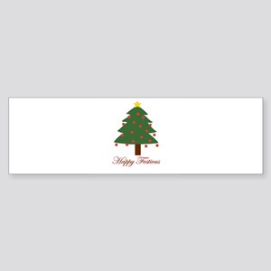 Happy FESTIVUS™ Bumper Sticker