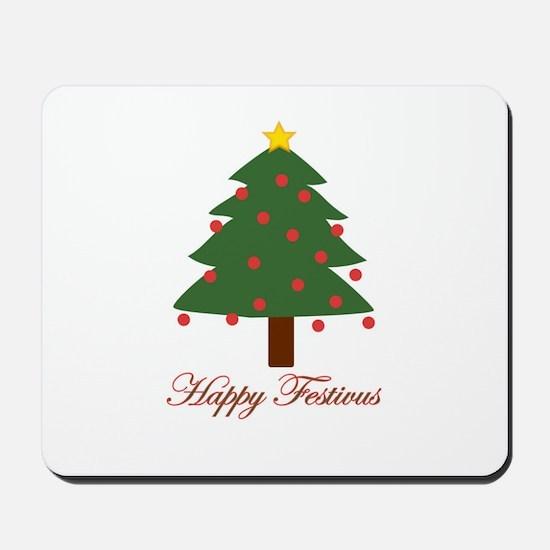 Happy FESTIVUS™ Mousepad