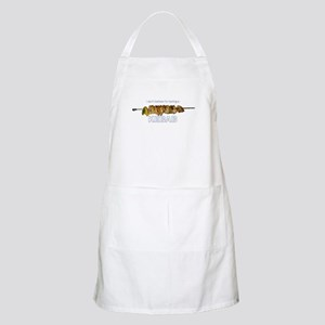 I Can;t Believe I'm Eating a BBQ Apron