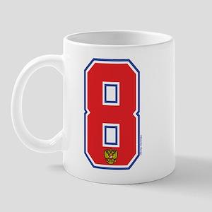 RU Russia/Rossiya Hockey8 Mug