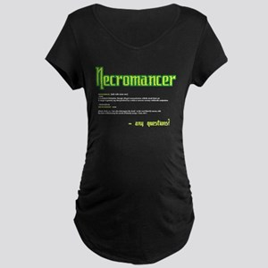 Necromancer Maternity Dark T-Shirt
