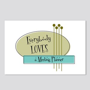 Everybody Loves a Meeting Planner Postcards (Packa
