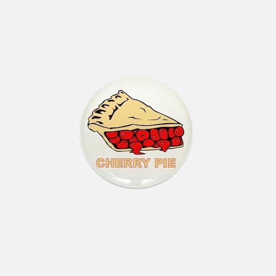 Cherry Pie Mini Button