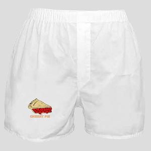 Cherry Pie Boxer Shorts