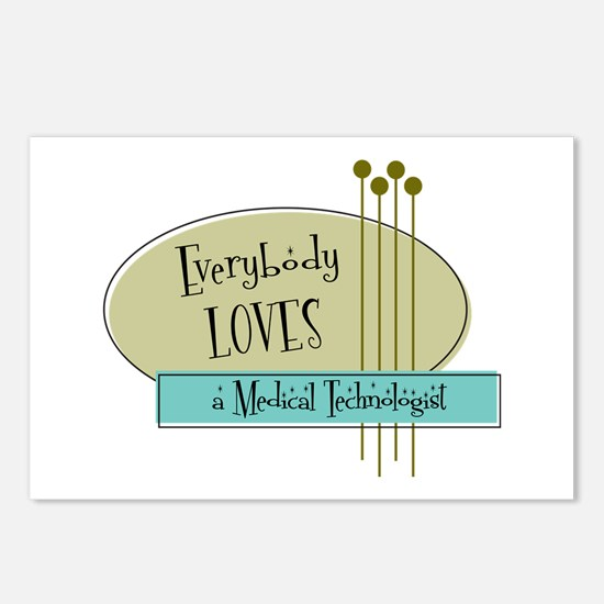 Everybody Loves a Medical Technologist Postcards (