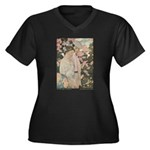 Smith's Ages of Childhood Women's Plus Size V-Neck