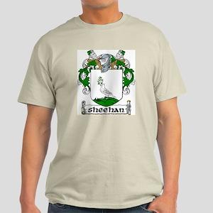 Sheehan Coat of Arms Light T-Shirt