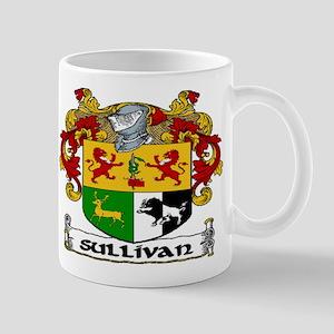 Sullivan Coat of Arms Mug