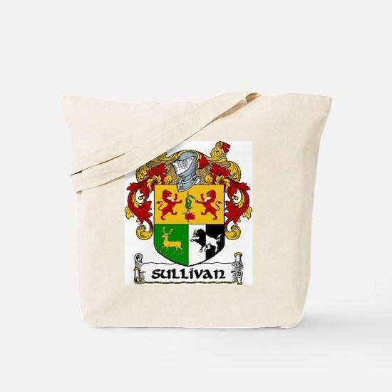 Sullivan Coat of Arms Tote Bag