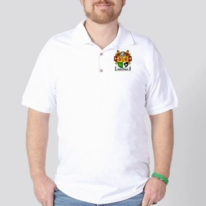 Sullivan Coat of Arms Golf Shirt
