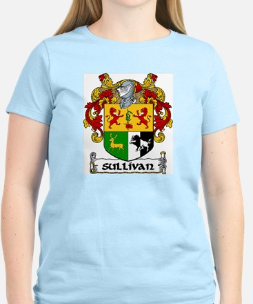 Sullivan Coat of Arms Women's Light T-Shirt