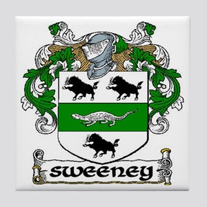 Sweeney family crest coasters cafepress sweeney coat of arms ceramic tile thecheapjerseys Gallery