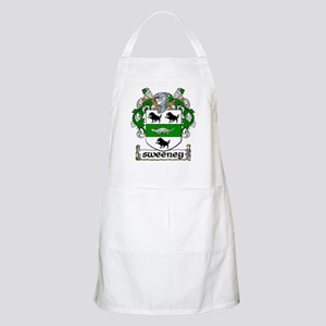 Sweeney family crest gifts cafepress sweeney coat of arms apron altavistaventures Image collections