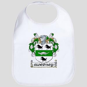 Sweeney Coat of Arms Bib
