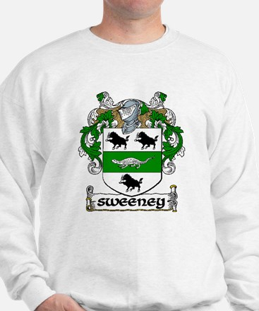 Sweeney Coat of Arms Sweatshirt