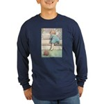 Smith's Ages of Childhood Long Sleeve Dark T-Shirt