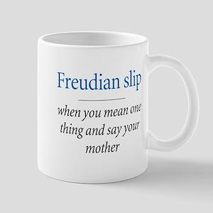 Freudian slip - Mug