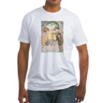 Smith's Beauty and the Beast Fitted T-Shirt