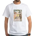 Smith's Beauty and the Beast White T-Shirt