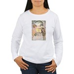 Smith's Beauty and the Beast Women's Long Sleeve T