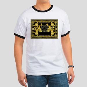 Gold Medusa T-Shirt