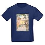 Smith's Beauty and the Beast Kids Dark T-Shirt