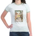 Smith's Beauty and the Beast Jr. Ringer T-Shirt