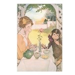 Smith's Beauty and the Beast Postcards (Package of