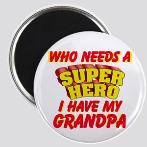 Super Hero Personalize Magnets