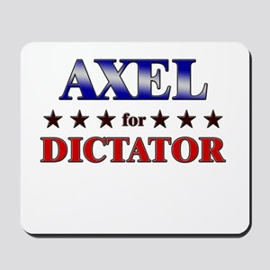 AXEL for dictator Mousepad