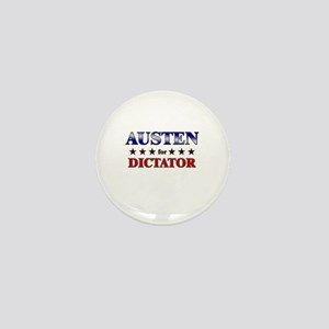 AUSTEN for dictator Mini Button