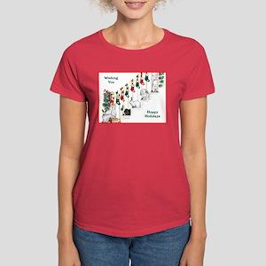 Vey Warren Women's Dark T-Shirt