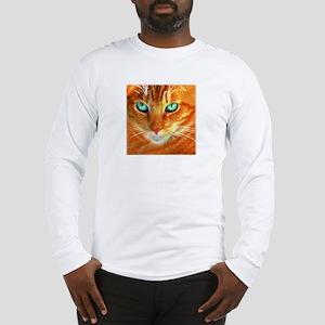 We Love Orange Cats Long Sleeve T-Shirt
