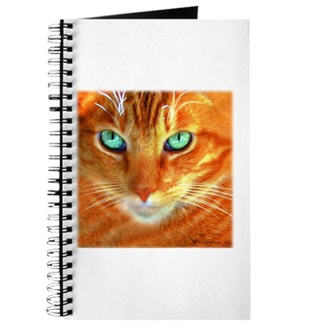 We Love Orange Cats Journal