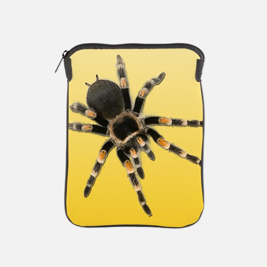 Tarantula Spider Yellow iPad Sleeve