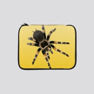 "Tarantula Spider Yellow 13"" Laptop Sleeve"