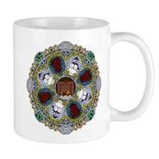 Winter Nouveau Mug