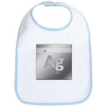 Silver (Ag) Bib