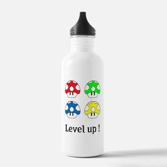 Cute Mario Water Bottle