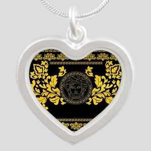 Gold Medusa Necklaces