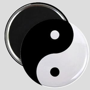 Yin Yang Taijitu Magnet