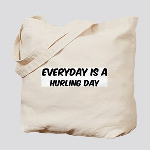 Hurling everyday Tote Bag