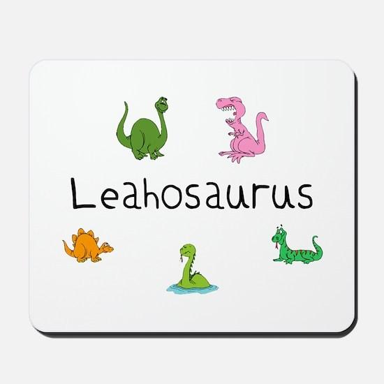 Leahosaurus Mousepad